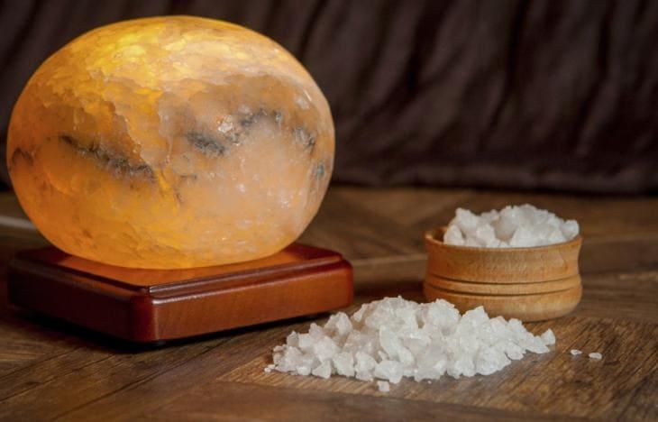 como hacer lamparas de sal caseras, lampara de sal como hacerlas, como hacer lámparas de sal, como hacer una lampara de sal del himalaya