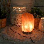 Lámpara de piedra de sal Levoit Kyra