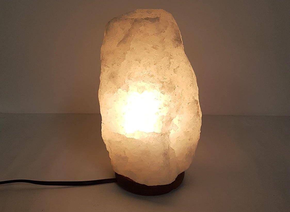 lamparas de sal blancas, lampara de sal himalaya blanca, lampara sal blanca, lampara de piedra blanca, lampara de sal blanca propiedades