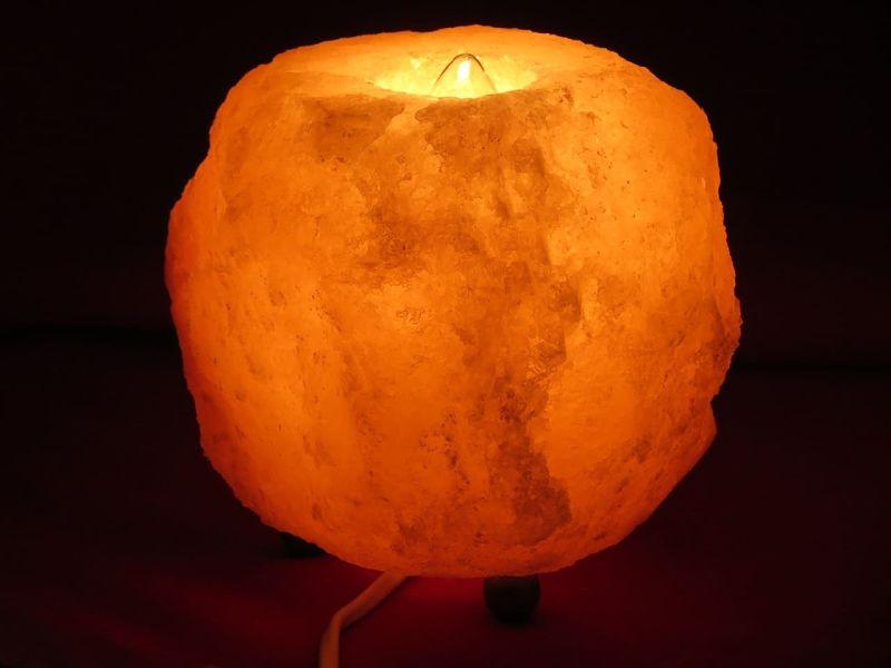 lampara de sal aki